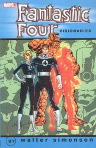Fantastic Four Visionaries Walt Simonson Vol 1