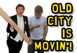 Don't Forget Old City Is Moving!