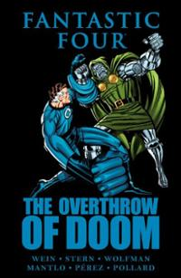 fantastic-four-overthrow-doom-len-wein-hardcover-cover-art