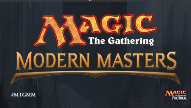 MTG: Modern Masters 2 Booster Drafts in W-G