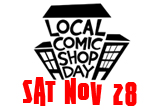 Local Comic Shop Day!
