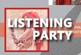 LIGHTS LISTENING PARTY/COMICS EVENT